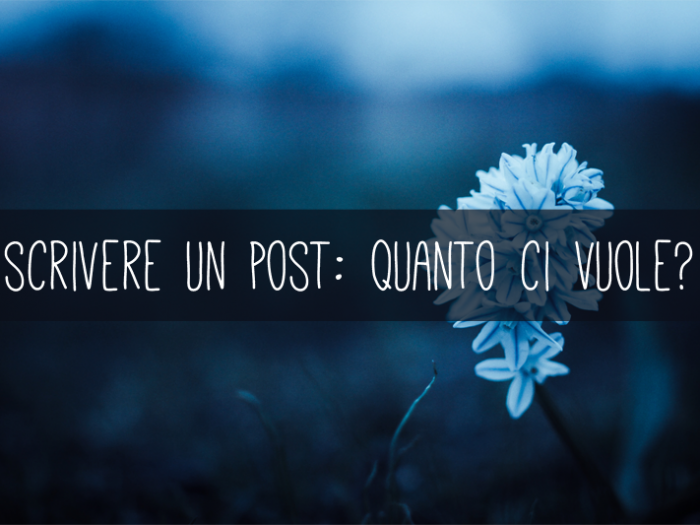 scrivere-un-post