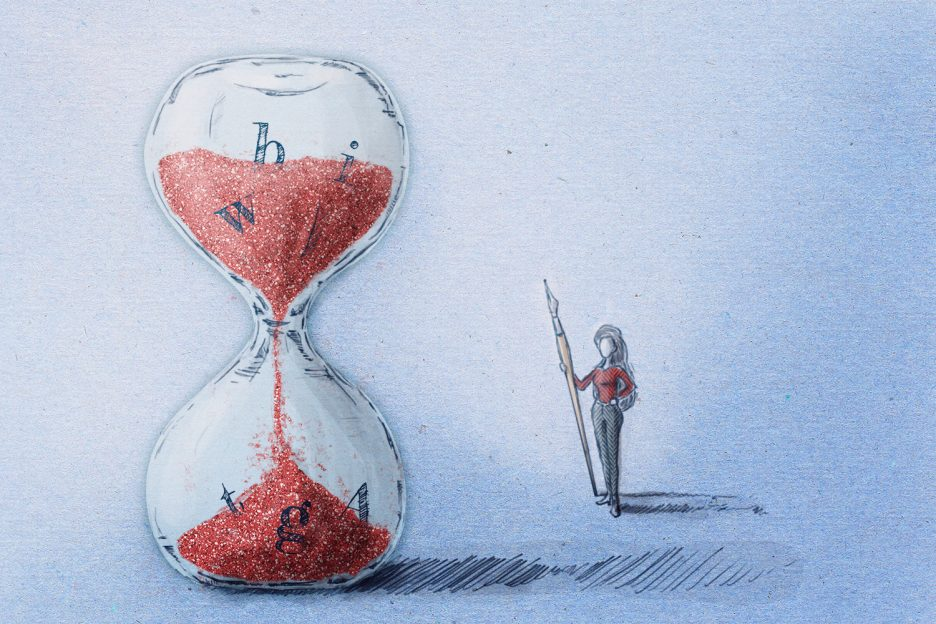 tempo scrivere un post