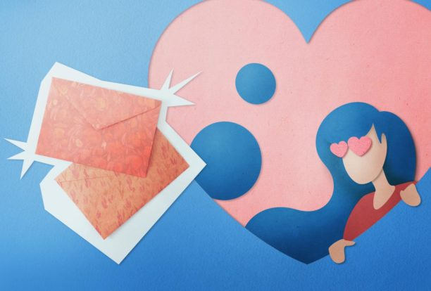 oggetto newsletter che fa innamorare