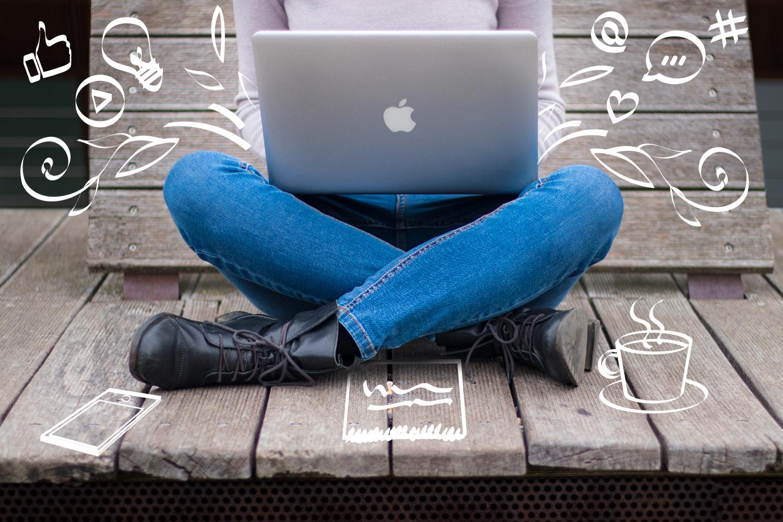 scrivere un blog post